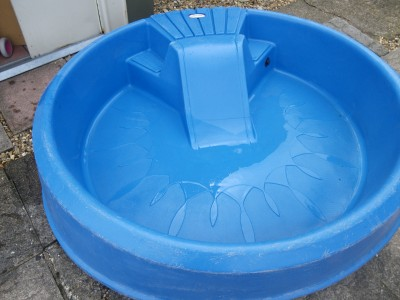 Quarter life writings commentary from a quarter century for Rigid paddling pool